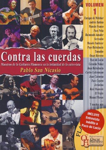 Entrevista Guitarrista Flamenco