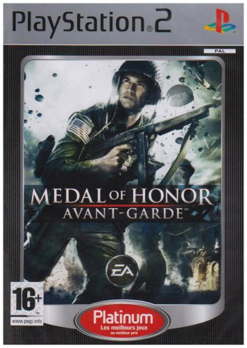Medal Of Honor Avant-Garde Platinum