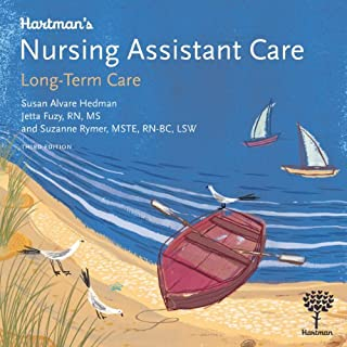 Hartman's Nursing Assistant Care     Long-Term Care, 3rd Edition              By:                                                                                                                                 Susan Alvare Hedman,                                                                                        Jetta Fuzy,                                                                                        Suzanne Rymer                               Narrated by:                                                                                                                                 Brenda K. Jaskulske                      Length: 21 hrs and 56 mins     49 ratings     Overall 3.9