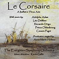 Le Corsaire - A Ballet in Three Acts (2011-05-03)