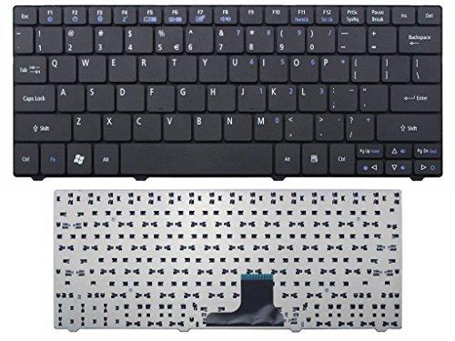 Teclado de computadora portátil Nuevo reemplazo de teclado de computadora portátil para...