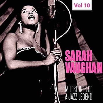 Milestones of a Jazz Legend - Sarah Vaughan, Vol. 10 (1962)