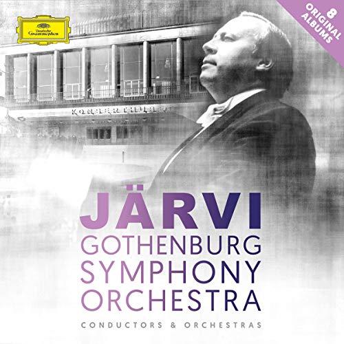 Neeme Jarvi & Gothenburg Symphony Orchestra