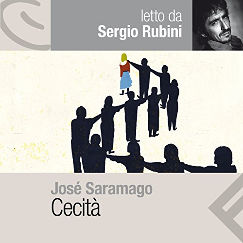 Cecità audiobook cover art