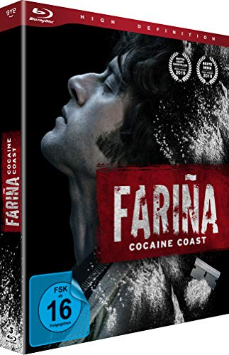 Fariña - Cocaine Coast [Blu-ray] [Alemania]