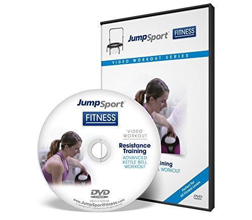 JumpSport Resistance Training - Advanced Kettle Bell - Workout DVD