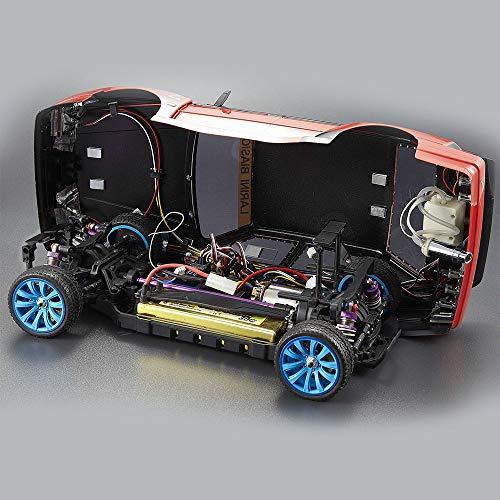 Goolsky Karosseriehalter-Set mit Magnet für 1/10 Traxxas Axial HSP HPI RC Touring Drifting Auto