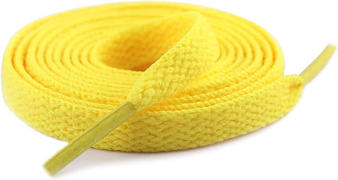 1 Pair depot Flat Laces Shoe Durable Strong Shoelaces Popular shop is the lowest price challenge Ultra Lace