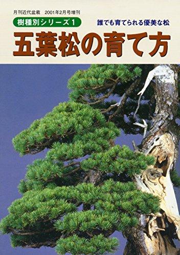 五葉松の育て方: 誰でも育てられる優美な松 盆栽樹種別シリーズ (月刊「近代盆栽」増刊号)