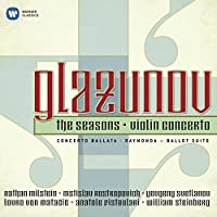 Glazunov: The Seasons - Violin Concerto by Alexander Glazunov (2012-02-07)