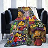 Sid The Science Kid Blanket Novelty Flannel Throw Blankets Luxury Ultra-Soft Micro Fleece Blanket for Bed Couch Sofa Blanket