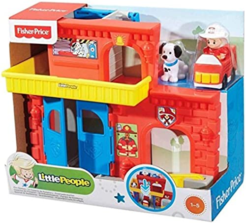 Fisher-Price Little People Feuerwehr