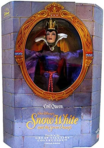 Great Villians Collection  Evil Queen From Snow Weiß By Walt Disney