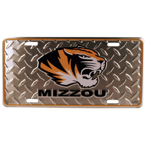 Game Day Outfitters NCAA Missouri Tigers Diamant-Anhänger