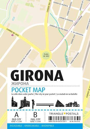 Girona (Mapa Ruso Pocket): Pocket Map (Mapes)
