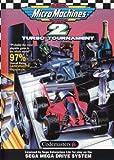 Mega Drive - Micro Machines 2: Turbo Tournament