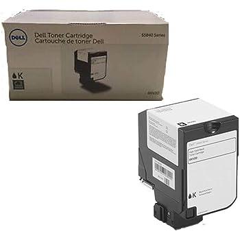 Dell JDCTN Black Toner Cartridge for S5840 Color Laser Printer