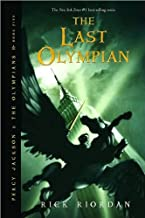 (THE LAST OLYMPIAN)) BY Riordan, Rick(Author)Hardcover{The Last Olympian} on 05 May-2009