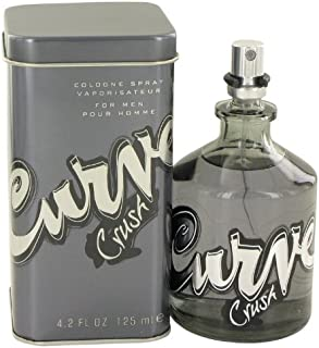 Liz Claiborne Curve Crush For Men 125ml - Eau de Cologne