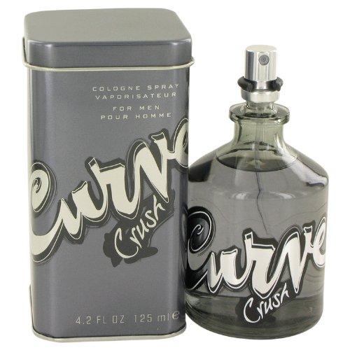 Curve Crush by Liz Claiborne Men's Eau De Cologne Spray 4.2 oz - 100% Authentic