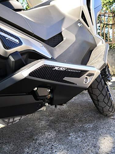 2 pegatinas 3D para scooter, FOOTPEG, compatibles con Honda X-ADV