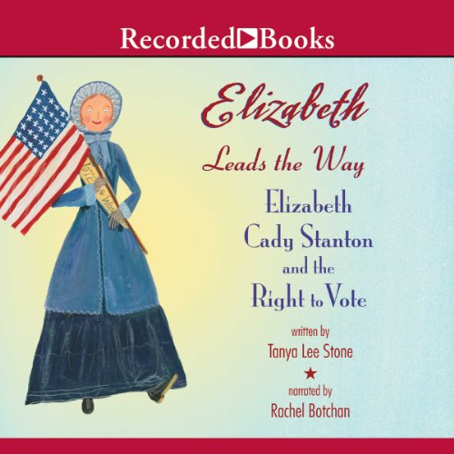 Elizabeth Leads the Way audiobook cover art