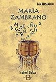 María Zambrano (Baía Pensamento Book 30) (Galician Edition)