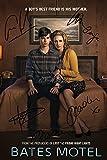 Póster pre firmado de Bates Motel - 30x20 cm