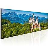 murando - Bilder Neuschwanstein 120x40 cm Vlies