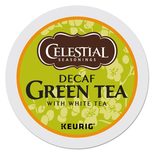 Celestial Seasonings DECAF Green Tea K-Cups 96 Ranking TOP16 Nippon regular agency