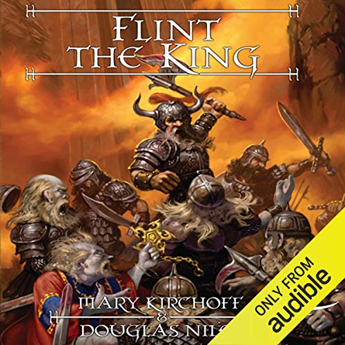 Flint the King cover art
