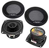 Harmony Audio HA-R4 Car Stereo Rhythm Series 4' Replacement 150W Speakers &...