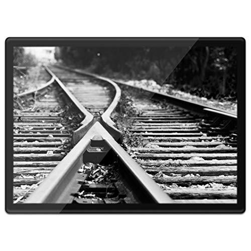 Destination 16496 Tapis de Table en Plastique Quickmat A3 – Chemin de Fer Carrefour de Travail/Table Tapis/Tapis de Souris/Lavable/imperméable