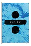 Ed Sheeran Divide Poster Glänzend Laminiert - 91.5 X 61cms