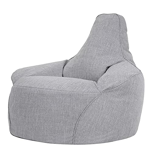 icon Axel Recliner Bean Bag Chair, Large, Armchair Bean Bags for Adults, Living Room BeanBags