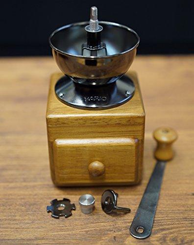 ハリオ HARIO ハリオ 手挽き コーヒーミル スモール コーヒーグラインダー MM-2