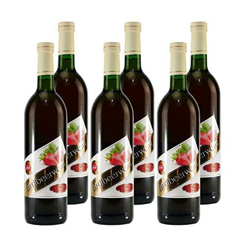 GERSTACKER Erdbeerwein (6 x 0,745L)