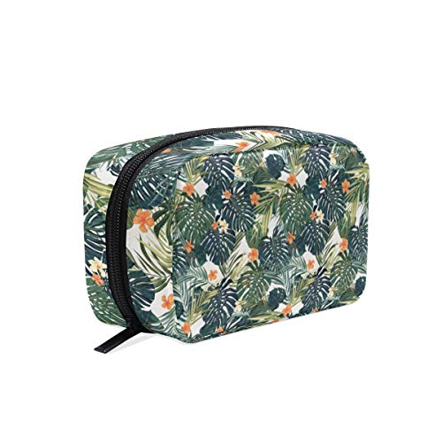 Trousse de maquillage Tropical Jungle Cosmetic Pouch Clutch
