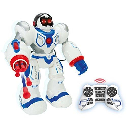 Mac Due Italy- Trooper Bot con Lanciamissili, 806540