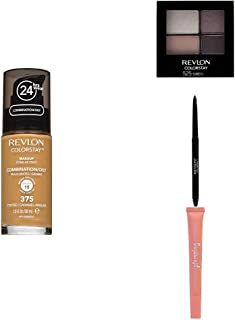 Revlon Live Boldly Look - Want to look Fierce? Get Raquel's Look (Colorstay Foundation - Toffee)