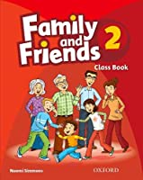Family and Friends: 2: Class Book