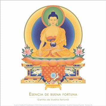 Esencia de Buena Fortuna: Cantos de Buena Fortuna