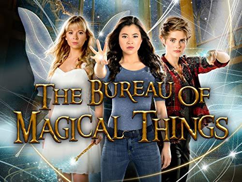 Agencia de asuntos mágicos, Temporada 1