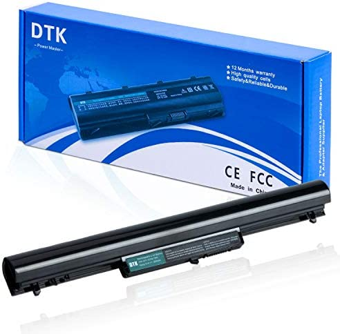 DTK VK04 695192 001 694864 851 HSTNN YB4D Laptop Battery Replacement for HP Pavilion Sleekbook product image