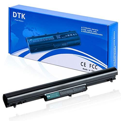 DTK Laptop-Akku für HP Pavilion Sleekbook 14-b000 15-b000 Series Pavilion Ultrabook 14-b000 Serie 695192-001 VK04 694864-851 HSTNN-YB4D Akkus 14.4v 2600mah