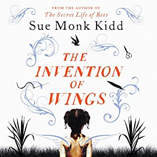 The Invention of Wings                   By:                                                                                                                                 Sue Monk Kidd                               Narrated by:                                                                                                                                 Jenna Lamia,                                                                                        Adepero Oduye                      Length: 13 hrs and 41 mins     693 ratings     Overall 4.7