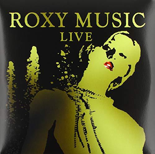 Roxy Music - Live (Limited 3LP+2CD) [Vinyl LP]