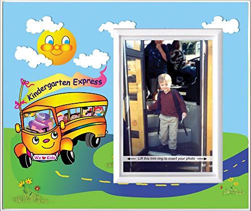 Kindergarten Express - Back to School Picture Frame Gift