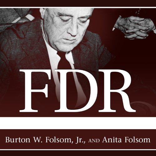 FDR Goes to War audiobook cover art