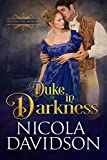 Duke in Darkness (Wickedly Wed Book 1)